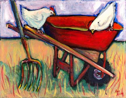 Of Chickens, Wheelbarrows, and Little Red Books: William Carlos Williams in China